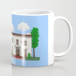 Concord Historical Society Coffee Mug