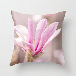 spring stars Throw Pillow
