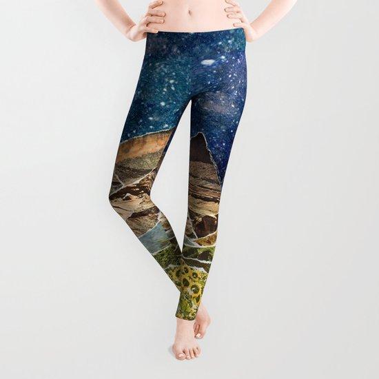 Star Jar Leggings