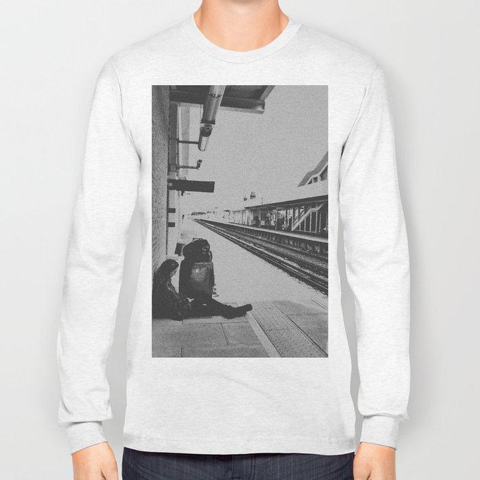 Waiting Long Sleeve T-shirt