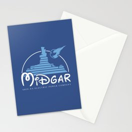 Midgar Stationery Cards