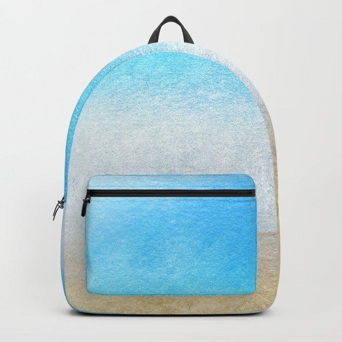 Tropical Sea #6 Backpack
