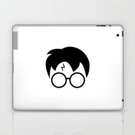 Potter Lighting Bolt Laptop & iPad Skin