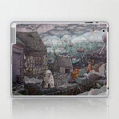 Home for the Harbor Laptop & iPad Skin