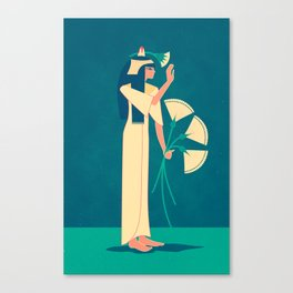 ancient egypt no.2 Canvas Print