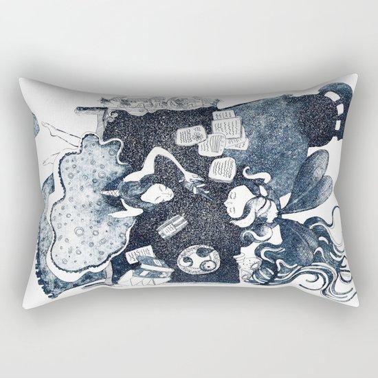 Fortune teller  Rectangular Pillow