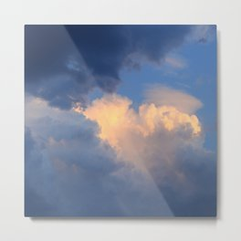 Before storm Metal Print