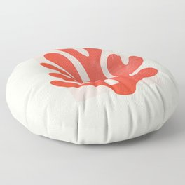Jazz Leaf: Matisse Edition | Mid Century Series Floor Pillow