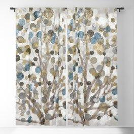 Bubble Tree Blackout Curtain