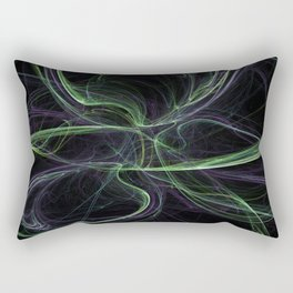 The Frequency of Desire Rectangular Pillow