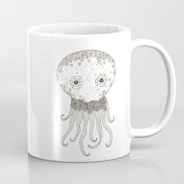 Cracked Octopus Coffee Mug