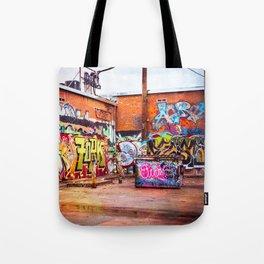 Graffiti Galore Tote Bag