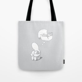 Broken dream Tote Bag