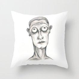 I'm Not A Burden Throw Pillow
