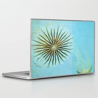 transparent Laptop & iPad Skins featuring Transparent-Sea by Bella Blue Photography