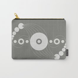 dna aliens, sacred geometry Carry-All Pouch