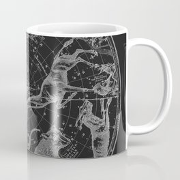 The Constellations - Dark Coffee Mug