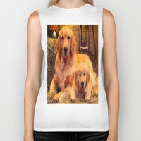 mom Biker Tanks featuring Mom by Robin Curtiss