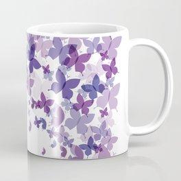 Butterflies A Coffee Mug