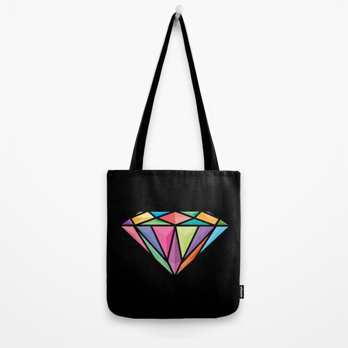 Diemond Tote Bag