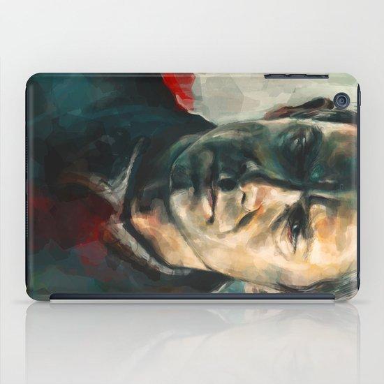 John Watson iPad Case
