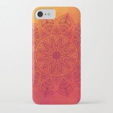 Sun Mandala iPhone 7 Slim Case