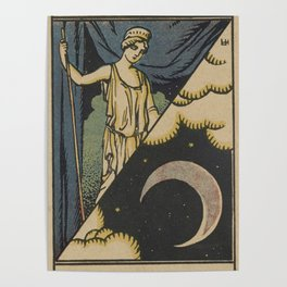Lune Moon Poster