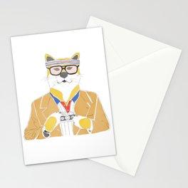 Richie Tenenbaum doge Stationery Cards