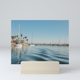 Newport   Bay Cruise Mini Art Print