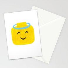Emoji Minifigure Angel Devil Stationery Cards