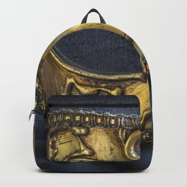 Venetian Mask Backpack