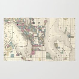 Seattle 1890 Rug