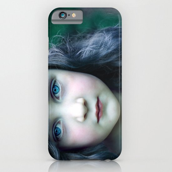 Even in my alternate universe, the rain makes my hair curl.  iPhone & iPod Case