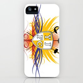 Yellow Jacket Fencing Club Classic iPhone Case