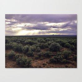Taos Magic Canvas Print