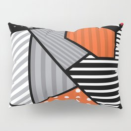 zebra finches Pillow Sham