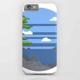 Lake Country I  iPhone Case