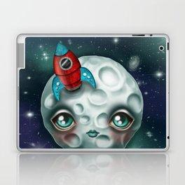 Moon Boy Laptop & iPad Skin
