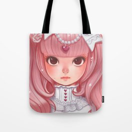 Lolita in my heart Tote Bag