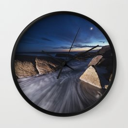 Twilight Rush Wall Clock