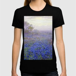Julian Onderdonk A Cloudy Day, Bluebonnets T-shirt