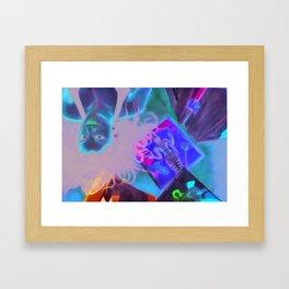 andrea Framed Art Print