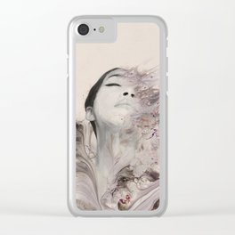 Untitled 05-2018 Clear iPhone Case