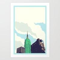 For Julia - NYC Art Print