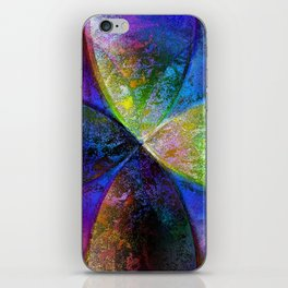 Every New Beginning Comes From Some Other Beginnings End - Digital Artwork iPhone Skin