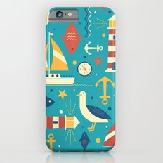 All At Sea Slim Case iPhone 6s