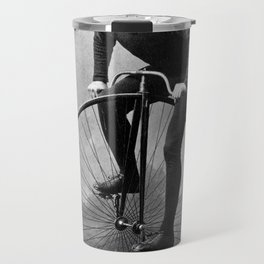 Velocipede racer Travel Mug