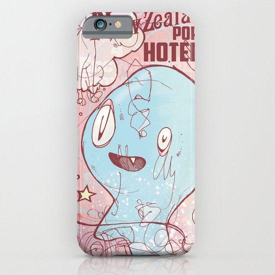 NewZealand Pop Hotel iPhone & iPod Case