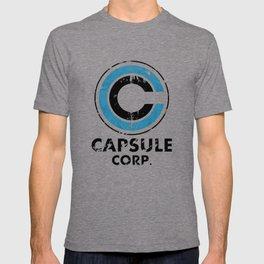 Capsule Corp Vintage bright T-shirt