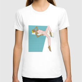 Diving Board T-shirt